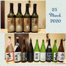 3/25 日本酒